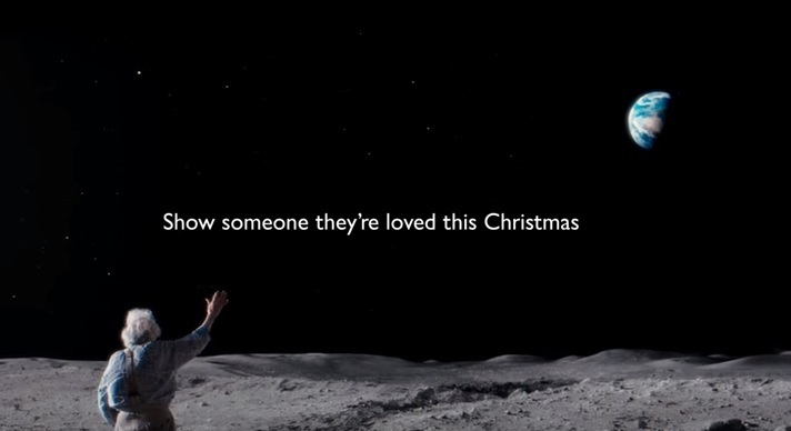 The John Lewis Christmas advert 2015 - Wolf Experience